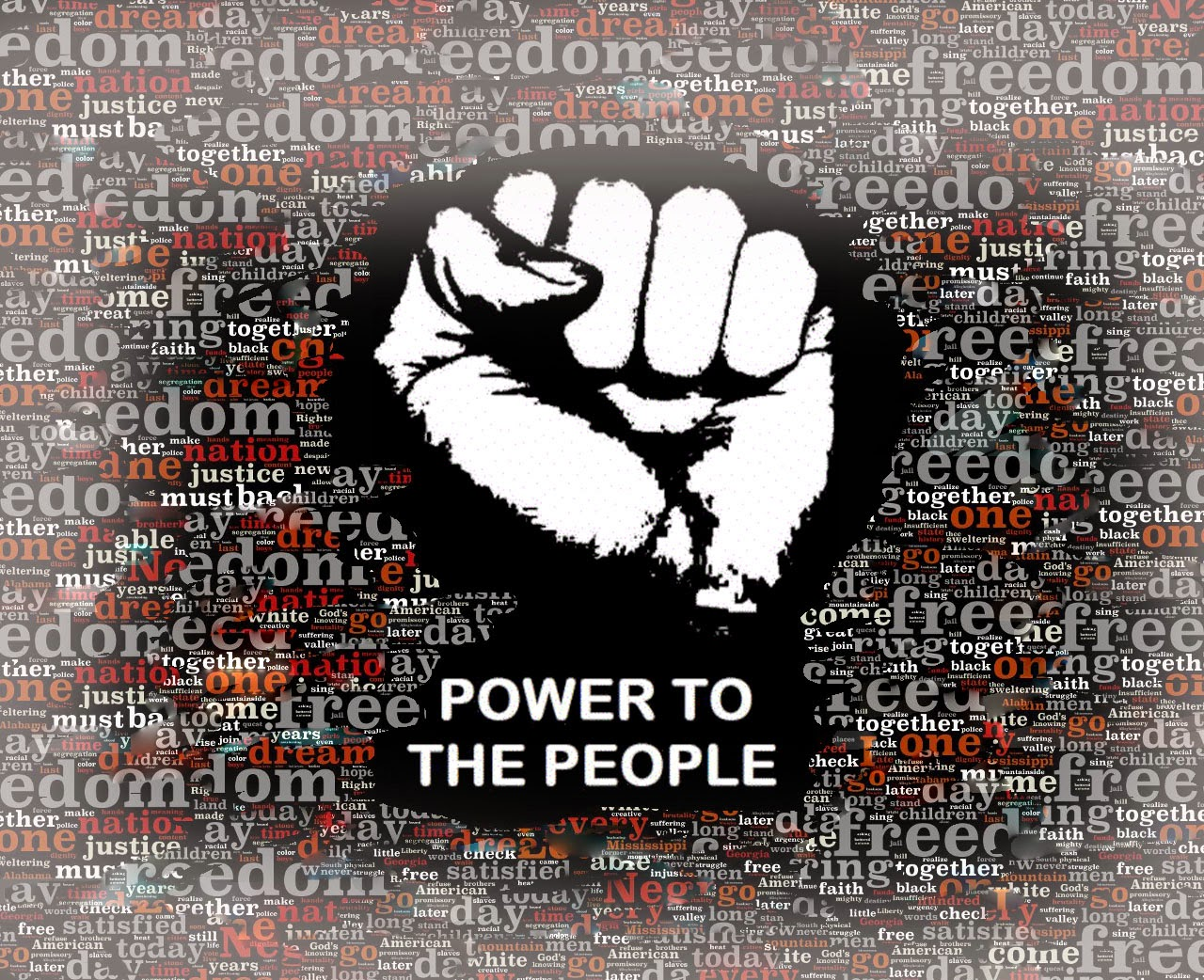 Power To The People Yonatan Tesfaye
